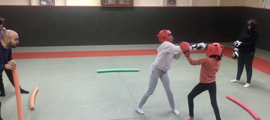 Sport Limay Attitude 78 : le stage de boxe a été une réussite