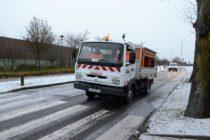 Neige – Verglas : 150 agents de la communauté urbaine GPSEO mobilisés