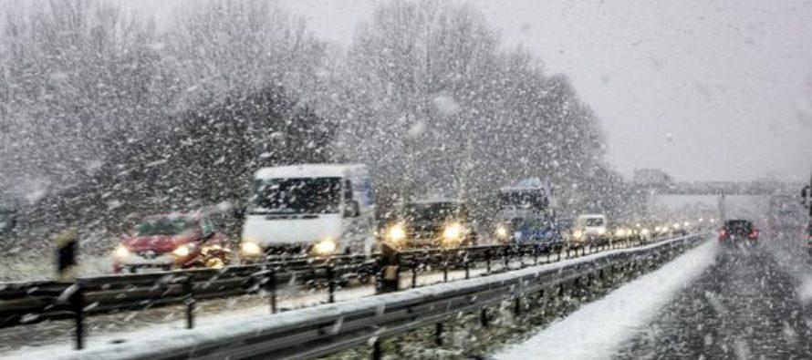 Tempête Gabriel : les Yvelines en vigilance orange pour vents violents, neige et verglas