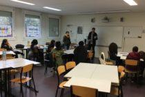Cez'eco Mobile : la mini-entreprise du collège Cézanne à Mantes-la-Jolie