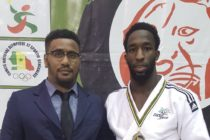 Mantes-la-Jolie : Abderhamane Diao champion de Sénégal de judo