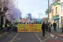 Gilets Jaunes – Acte I à Mantes-la-Jolie : 300 manifestants et un blessé léger