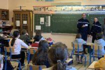 Longnes : les gendarmes ont remis le «permis internet» aux écoliers de CM2