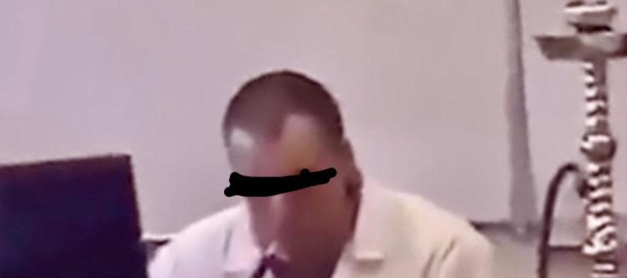 Mantes-la-Jolie – Lycée Rostand: un professeur fume la chicha dans une salle de cours