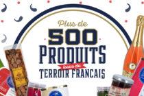 Issu d'à côté : boutique en ligne de produits des terroirs français