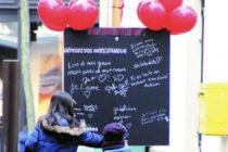 Mantes-la-Jolie : la ville fête la Saint-Valentin dans les rues du centre-ville