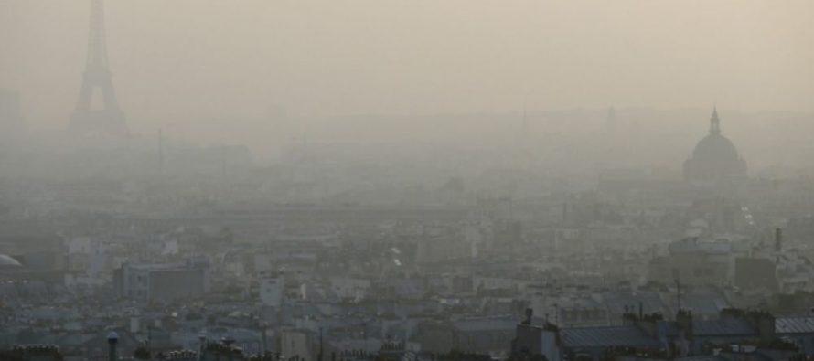 Yvelines : nouvel épisode de pollution mercredi 27 février