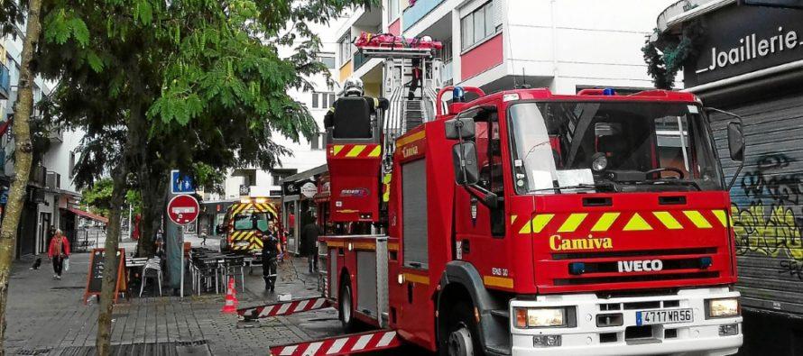 Risque d'effondrement à Mantes-la-Jolie : des habitants du centre-ville évacués