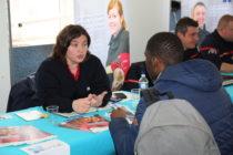 Mantes-la-Jolie : 300 jeunes au Forum Formation & Alternance