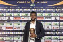 Mantes-la-Jolie : Ismaël Aaneba remporte la Coupe de la Ligue de football avec Strasbourg