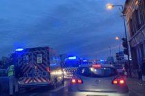 Mantes-la-Jolie : collision spectaculaire entre deux voitures près de la gare