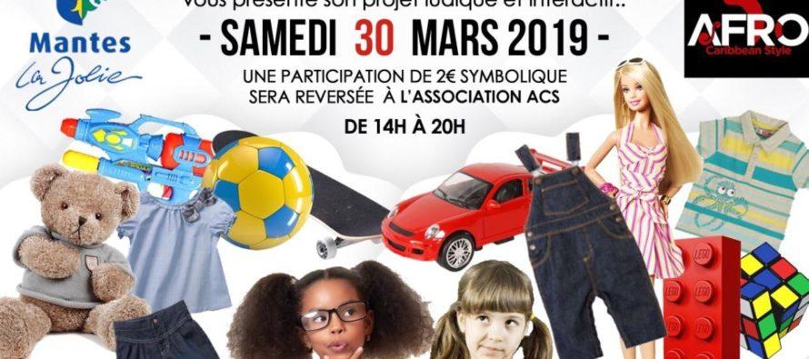 Afro Caribbean Style : récolte de fournitures scolaires et jouets à l'Agora le 30 Mars