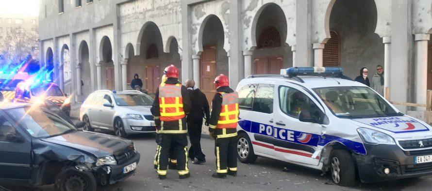 Mantes-la-Jolie : trois jeunes interpellés après un accident avec la police
