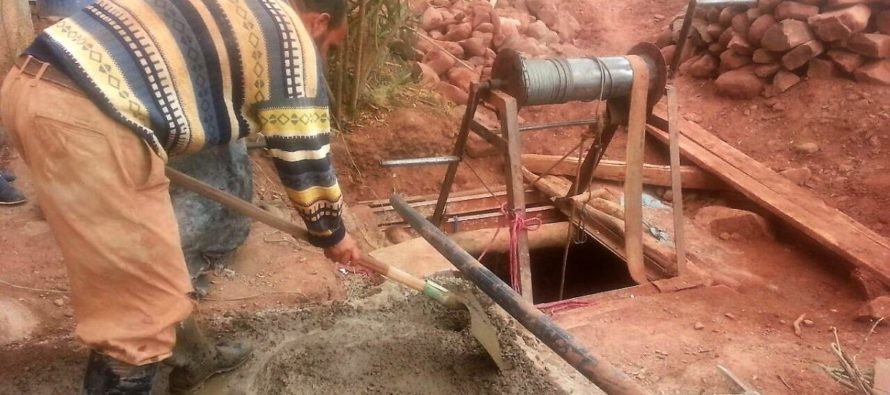 École Éva de Vitray : appel aux dons pour la construction d'un puits au Maroc