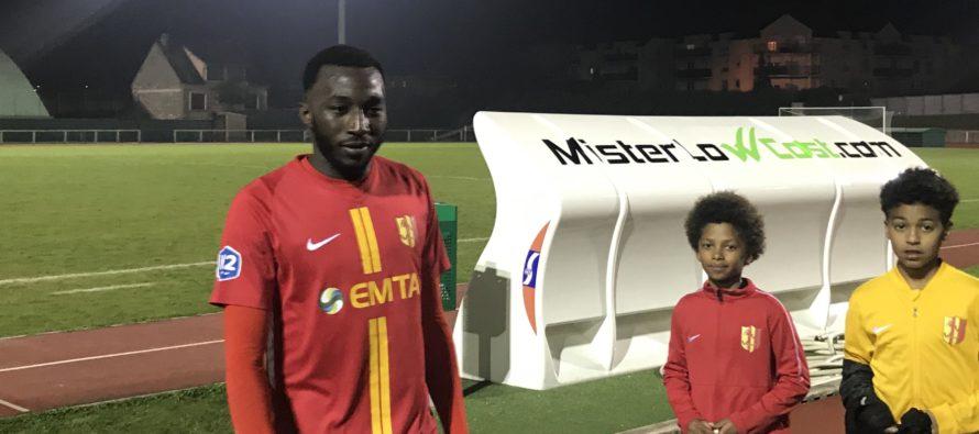 Foot – N2 – 20e J : le FC Mantois remporte sa première victoire contre Guingamp