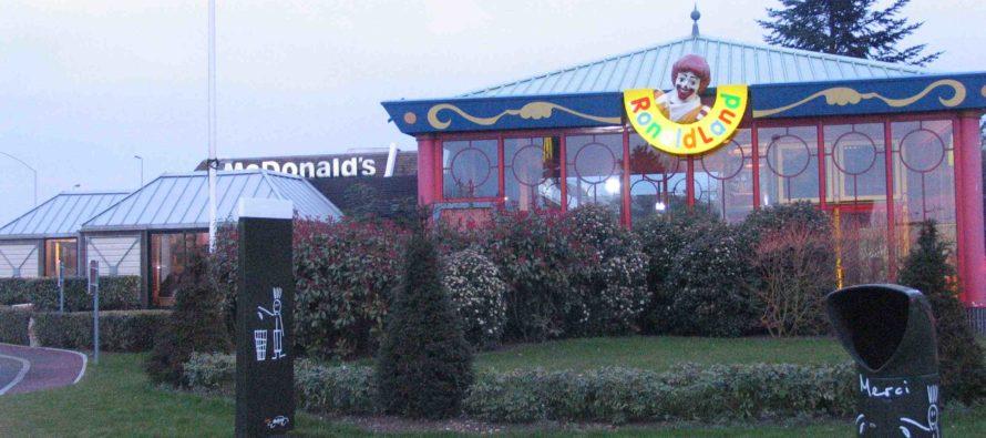 Mantes-la-Ville : deux filles victimes d'une tentative d'enlèvement au McDonald's