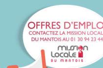 Mission Locale Mantes : découvrez les 62 offres d'emploi de la semaine 11