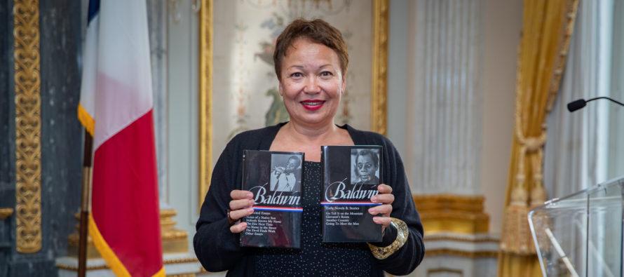 Ambassade des États-Unis à Paris : Randianina Peccoud part à la retraite