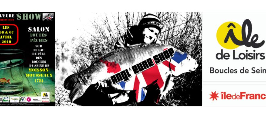Lac de Moisson-Mousseaux : Angl'Eure Shop organise son premier salon de pêche les 6 et 7 avril
