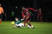 Foot – L2 – 35e J : Opa Nguette envoie Metz en Ligue 1