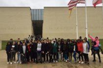 Mantes-la-Jolie : 40 élèves du collège Pasteur en séjour au Mémorial de Caen