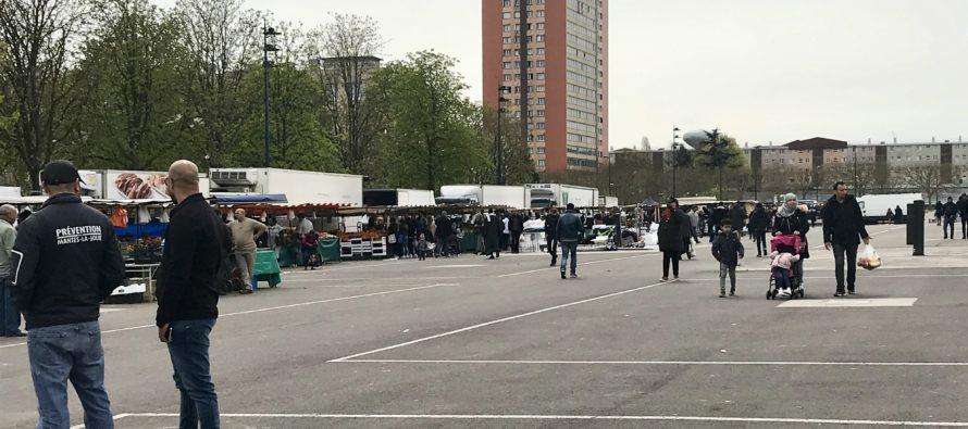 Mantes-la-Jolie : nouvelle grève ce mardi au marché du Val Fourré
