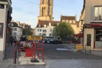Mantes-la-Jolie : travaux sur le réseau de gaz au centre-ville jusqu'au 14 juin