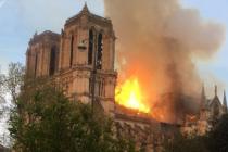 Incendie de Notre-Dame : les pompiers de Magnanville ont aidé les pompiers de Paris