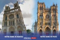 Incendie de Notre-Dame : les cloches de la Collégiale de Mantes ont sonné en signe de solidarité