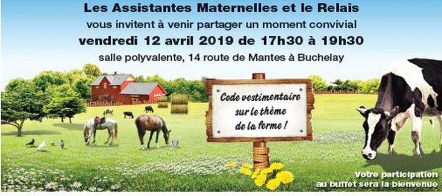 Magnanville-Buchelay : le Relais Parents Assistants Maternels en fête le 12 avril