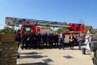 Incendie de Notre-Dame de Paris : Magnanville rend hommage à ses pompiers