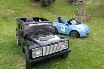 Hôpital de Mantes : des voitures électriques pour accompagner les enfants au bloc opératoire