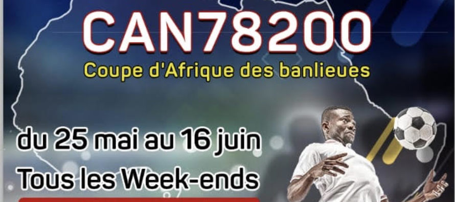 Foot : après Évry, Mantes-la-Jolie organise sa CAN 2019