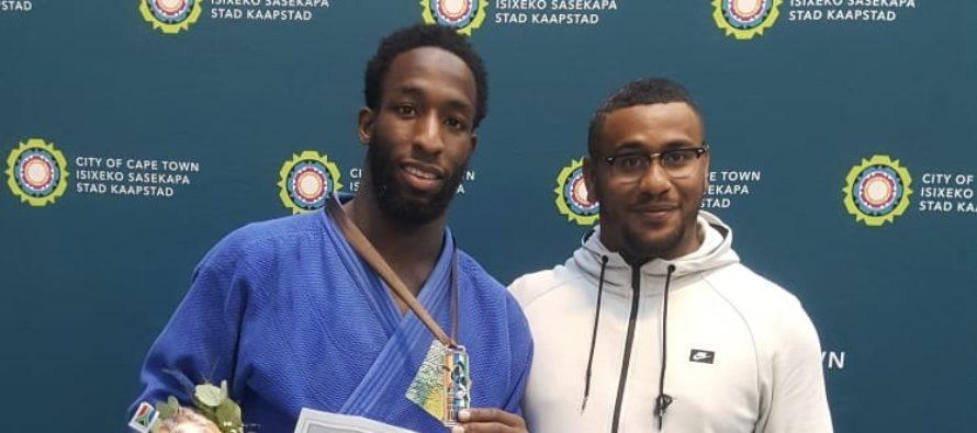 Mantes-la-Jolie : Abderhamane Diao en bronze aux championnats d'Afrique de judo avec le Sénégal