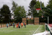 Équipements sportifs : la commune de Drocourt a son city-stade
