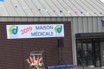 Follainville-Dennemont : la maison médicale a été inaugurée