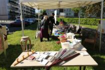 Mantes-la-Jolie : une ressourcerie éphémère pour lutter contre les déchets sauvages