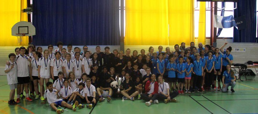 Badminton à Mantes-la-Jolie : 200 participants au championnat régional des comités