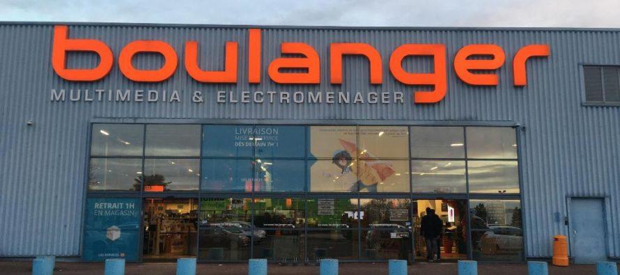 Buchelay : le magasin Boulanger cambriolé, 200 000 euros de butin