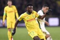 Foot – Ligue 1 : le Mantais Enock Kwateng (Nantes) à Bordeaux la saison prochaine ?