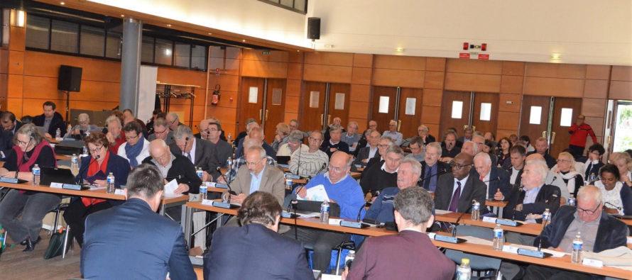 GPSEO : le conseil communautaire vote la confiance du Plan Local d'Urbanisme intercommunal