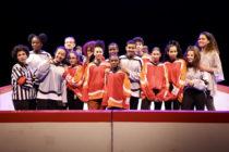 Mantes-la-Jolie : les collégiens de Pasteur improvisent à la manière de Molière