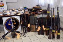 Jouy-Mauvoisin :  le patron d'un bar mis en examen pour trafic d'armes