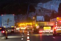 Travaux : l'autoroute A13 fermée entre Mantes et Épône du 17 au 21 juin de 21h30 à 5h