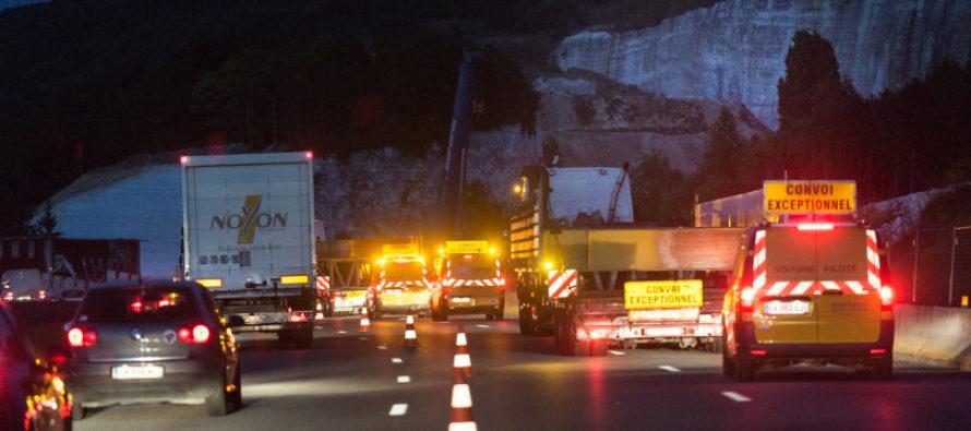 Travaux A13: l'autoroute fermée entre Épône et Mantes la nuit du 13 au 15 janvier