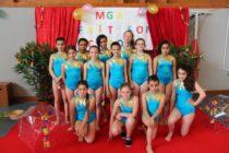 Magnanville Gymnastique Artistique fait son show de fin d'année le 23 juin