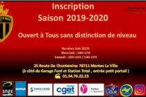 Mantes-la-Ville FC : les U17 montent, inscriptions ouvertes pour la saison 2019/2020