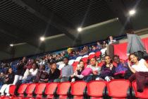 Coupe du Monde Féminine : 38 collégiens de Pasteur ont assisté à Ecosse-Argentine (3-3)