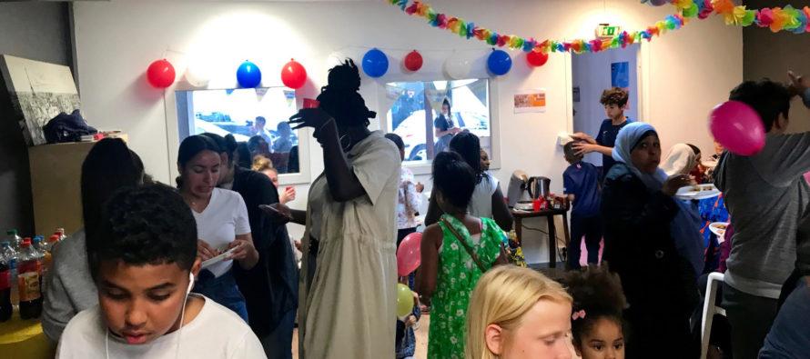 Mantes-la-Ville : l'association Villa Joie a organisé une fête des voisins