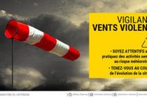 Yvelines – Tempête Miguel : attention aux orages et vents violents jusqu'à 22 heures
